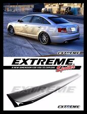EXTREME// PAINTED B style REAR ROOF SPOILER for AUDI A6 C6 2005~09 Sedan