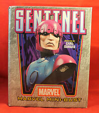 "Marvel Bowen Mini Bust Statue from the X-Men 8"" #2165 of 3000 - Sentinel  Bowen"