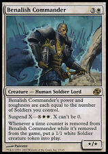 Comandante di Benalia - Benalish Commander MTG MAGIC PC Planar Chaos Eng