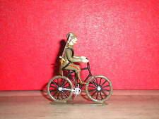 CBG MIGNOT : WW1 - PRUSSIEN A BICYCLETTE  PENDANT LA GUERRE