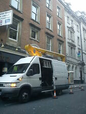 CHERRY PICKER RENTAL HIRE TRAINED OPERATOR SOMERSET BRISTOL BATH TETBURY WELLS