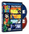 TEEN TITANS - COMPLETE SEASON 1 - DVD - UK Compatible - New & sealed