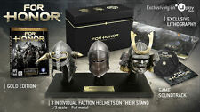 For Honor: Collector's Edition PS4 UPlay Exclusive BRAND NEW