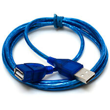9.5 FT (3M) USB 2.0 Extension Cable A Male to A Female Lead Extender Cables