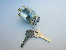LUCAS IGNITION SWITCH BSA B25 A65 A75 TRIUMPH T140 BONNEVILLE NORTON COMMANDO