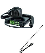 UNIDEN UH5000NB+AT870 80 CHANNEL ANTENNA UHF RADIO PACK+5 YEAR WARRANTY