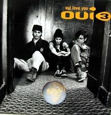 Oui 3 Oui love you (1993) [CD]