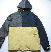 Quiksilver Mission Snowboard Jacket (L) Big Dither