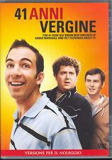 41 ANNI VERGINE - DVD (USATO EX RENTAL)