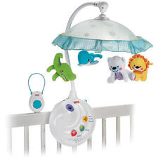 FISHER PRICE PRECIOUS PLANET 2 IN 1 PROJECTION MOBILE WITH REMOTE NEW