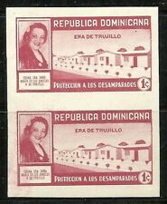 DOMINICAN REP.  - POSTAL TAX STAMPS - Housing Project   Scott PT18