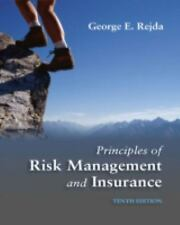 Principles of Risk Management and Insurance by Rejda (2007, Paperback)