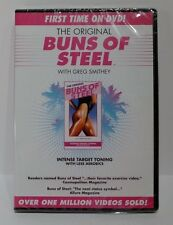 The Original Buns of Steel  DVD Greg Smithey Great Buns Lower Body Workout