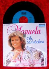 Single Manuela: Oh Mandolino