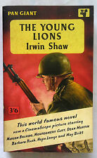 THE YOUNG LIONS by Irwin Shaw (Pan Pb 1958)