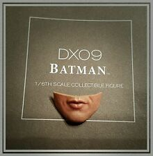1/6 Hot Toys Batman Magnetic Face #2 DX09 **US Seller**