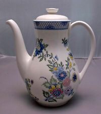 Vintage Royal Doulton Coniston Coffee Pot or Chocolate Pot, H 5030, 1973