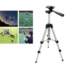 Aluminum Alloy Tripod Stand For Camera Fishing Light Camping Torch Adjustable