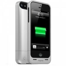 Genuine Mophie 1500mAh heliumn Pack caricabatteria Power Case per iPhone 5S / SE