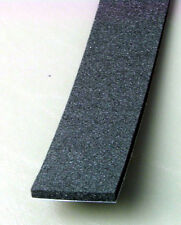 "1/4"" x 2"" Neoprene Foam Rubber with Adhesive Back"