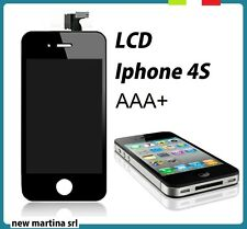 DISPLAY IPHONE 4S nero completo + KIT -- LCD + TOUCH SCREEN + FRAME High-Quality