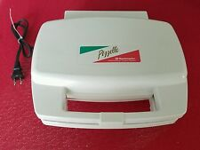 Toastmaster Electric Pizzelle and International Cookie Maker Model 292