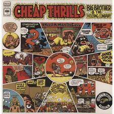 BIG BROTHER AND THE HOLDING COMPANY-Cheap Thrills-LP-JANIS JOPLIN-LP-Summertime