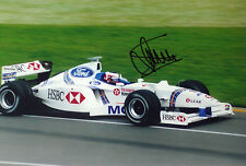 Jan Magnussen SIGNED, F1 Stewart-Ford SF01  , Australian GP Melbourne 1997