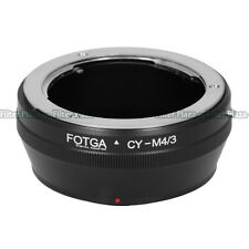 CONTAX C/Y CY lens to Micro 4/3 M4/3 Adapter for EP1 EP2 EPL1 GF1 GF2 G1 G2 GH1