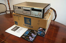 SONY TC-K333ESJ gold aus Japan = TC-K990ES + DOLBY S Kassettendeck in OVP