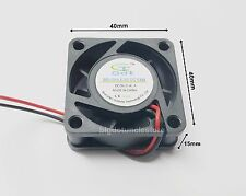109b: 40x40mm 5V Mini fan(Cooler)suit with RC Electric Speed Controller