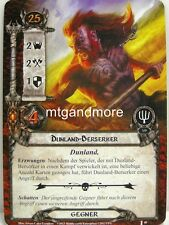Lord of the Rings LCG  - 1x Dunland-Berserker  #048 - Die Stimme Isengards
