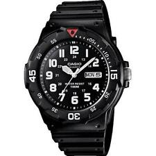Casio Mens Watch MRW-200H-1BVES with Analog Date