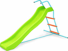 Slide For Kids 6' Outdoor Patio Backyard Play Toddler Children Playground Fun