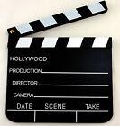 Regieklappe - Filmklappe - TV-Klappe - Movieklappe - Tafel - 20 x 18 cm