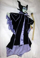 DISNEY PLUSH MALIFICENT WICKED WITCH SLEEPING BEAUTY 18 INCH