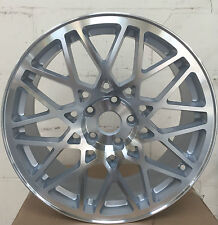 "19"" Cerchi in lega stile Rotiform 5x112 per Volkswagen VW mk5 mk6 mk7 GOLF CADDY"