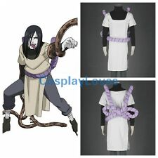 Cos Naruto Anime Cosplay Orochimaru Costume Halloween Costume Clothes