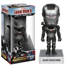 Funko Wacky Wobbler - Iron Man 3 Movie - WAR MACHINE (6 inch) - New Bobble Head