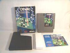 Othello (Nintendo Entertainment System, 1988)  complete
