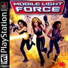 Mobile Light Force NEW factory sealed Sony PlayStation 1 PSX PS1