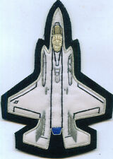 NAVY VFA  Lightning F 35 Lockheed Fighter Squadron Pilot Crew Jacket Unit Patch