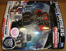 TRANSFORMERS 3 DARK OF THE MOON DA-24 FIREBURST OPTIMUS PRIME - TAKARA TOMY
