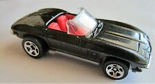 1999 Hot Wheels '65 Corvette Black Convertible 1:64 - Lightly Used SHIPS FAST