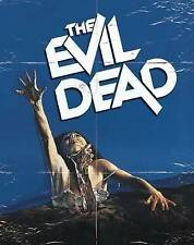 The Evil Dead (Blu-ray Disc, 2014, SteelBook)