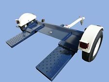 Car Tow Dolly Trailer used with RV or Motorhome 4,900 lb