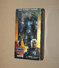 GEARS OF WAR Judgment Damon Baird (Retro Lancer) Action figure NECA