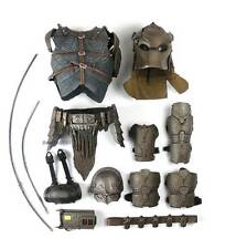 1/6 Scale Armor Set + Helmet From Hot Toys MMS163 Predators Noland Action Figure