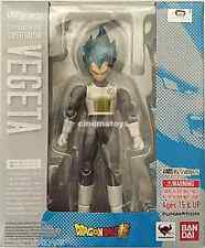 Dragon Ball Z Super Saiyan God Vegeta Resurrection S.H. Figuarts WEB EXCLUSIVE