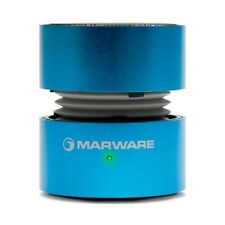 Marware UpSurge Portable Mini Kindle Speaker Blue Rechargeable Battery